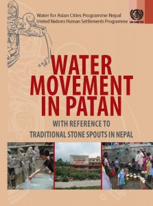 Water Movement in Patan: With reference to Traditional Stone Spout in Nepal