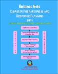 Guidance Note of Disaster Preparedness and Response Planning 2011